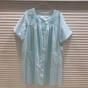 Croft & Barrow Intimates Nightgown - Size: 2X